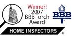 Winner of BBB Torch Award for Service Excellence & Business Ethics
